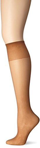 Just-My-Size-Womens-Knee-High-Panty-Hose-0