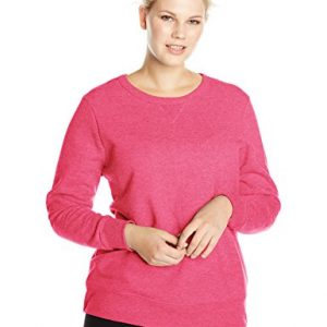 Just-My-Size-Womens-Plus-Size-V-Notch-Sweatshirt-0