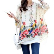 LY-Womens-Loose-Casual-Batwing-Sleeve-Chiffon-Shirt-BOHO-Style-Tops-Blouse-0