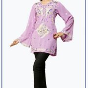 Ladies-Top-Kurtis-Embroidered-Dress-Fashion-with-Full-Sleeve-0