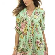 Roamans-Womens-Plus-Size-English-Floral-Shirt-0