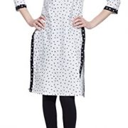 ShalinIndia-Indian-Casual-Dresses-For-Women-Cotton-Printed-Long-Kurta-0
