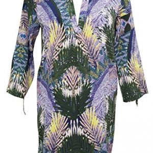 Walter-Baker-Womens-Tunic-Printed-Dress-0
