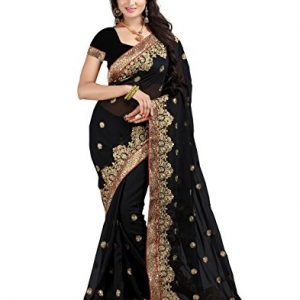Bunny-Sarees-Womens-Dashing-Georgette-Saree-0