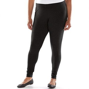 Womens-Plus-Size-Cotton-Full-and-Capri-Length-Leggings-1X-5X-0