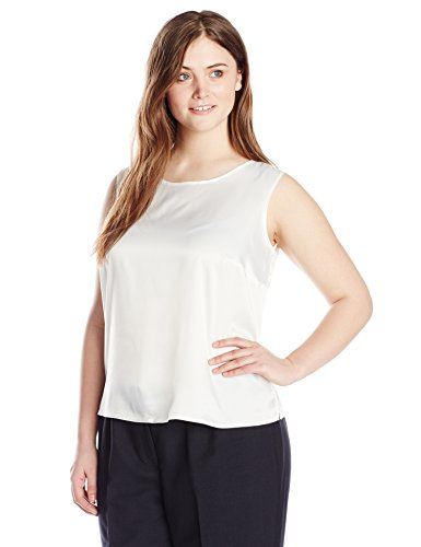 Kasper-Womens-Plus-Size-Charmeuse-Basic-Camisole-0