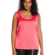 Kasper-Womens-Plus-Size-Solid-Shell-0