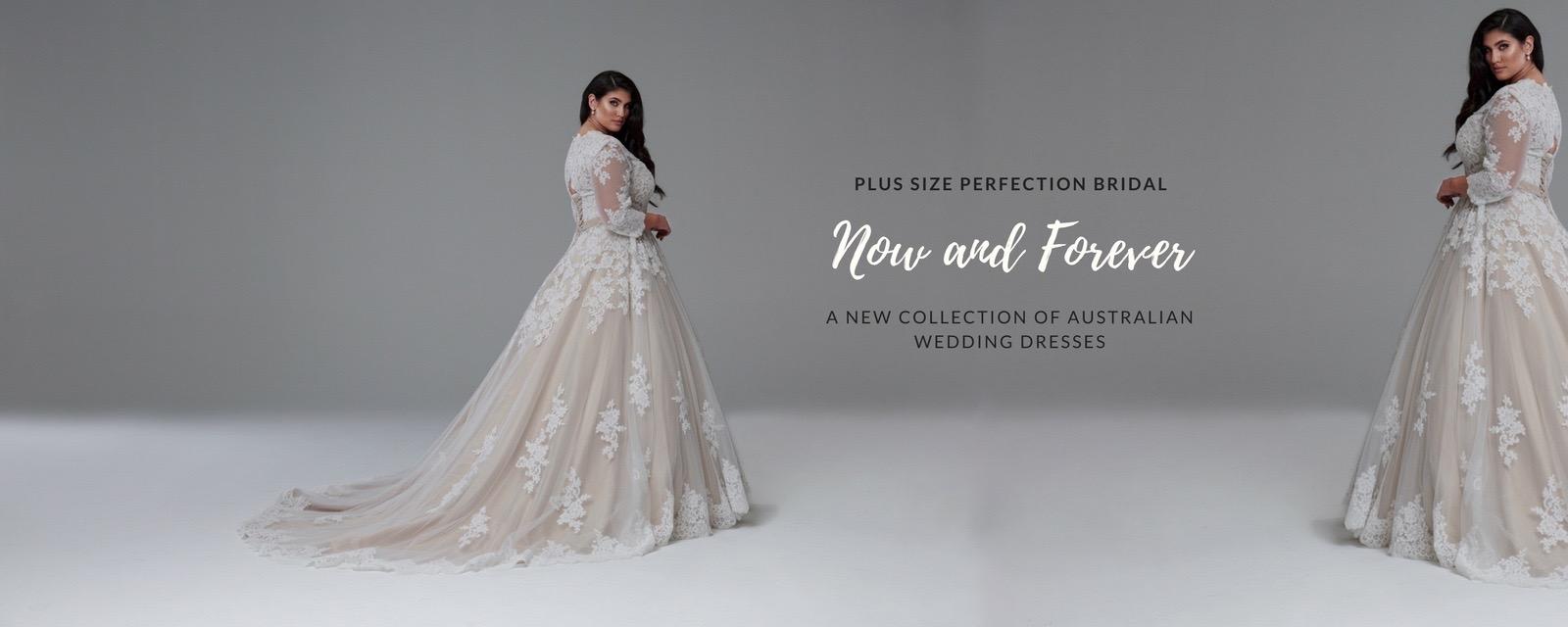 Long Sleeve Wedding Dresses Plus Size Bride Specialists