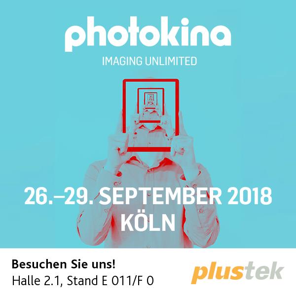 Besuchen Sie uns auf der Photokina 2018