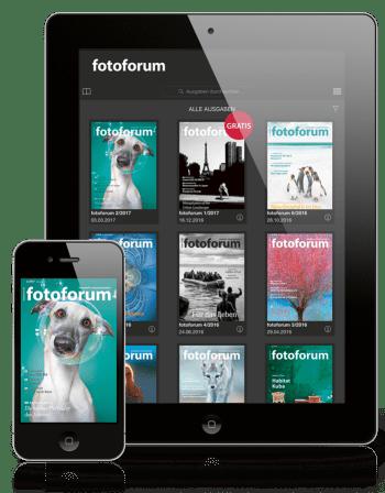 """Paper """"Rettet die Bilder"""" vom fotoforum-Verlag"""