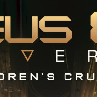 Deus Ex: Children's Crusade #1 Review: Do It For The Children