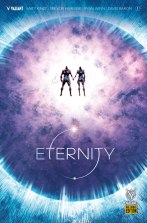 ETERNITY #1 (of 4) – Pre-Order Edition Cover by Trevor Hairsine