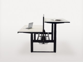 Transit Sit Stand Workstation