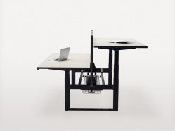 Elevation Sit Stand Workstation