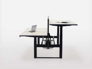 Elevation Sit Stand Workstation