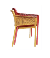 Net visitor chair