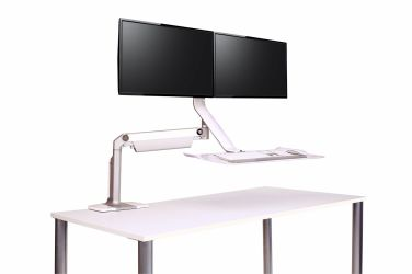 Monitor arm from Plus Workspace