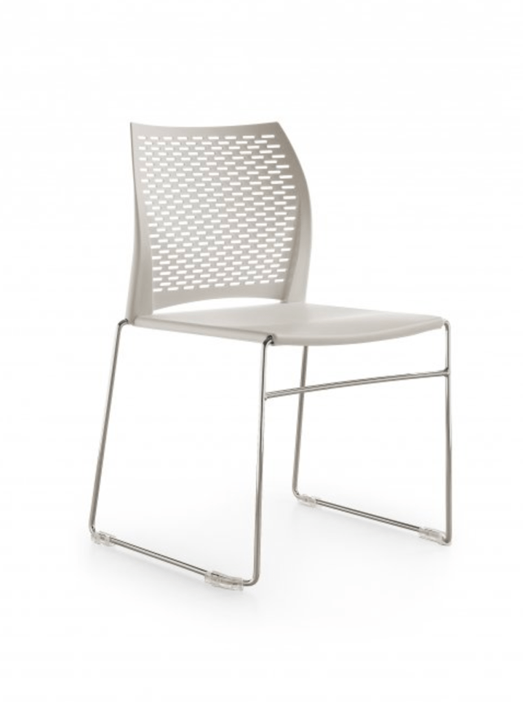 Edge visitor chair