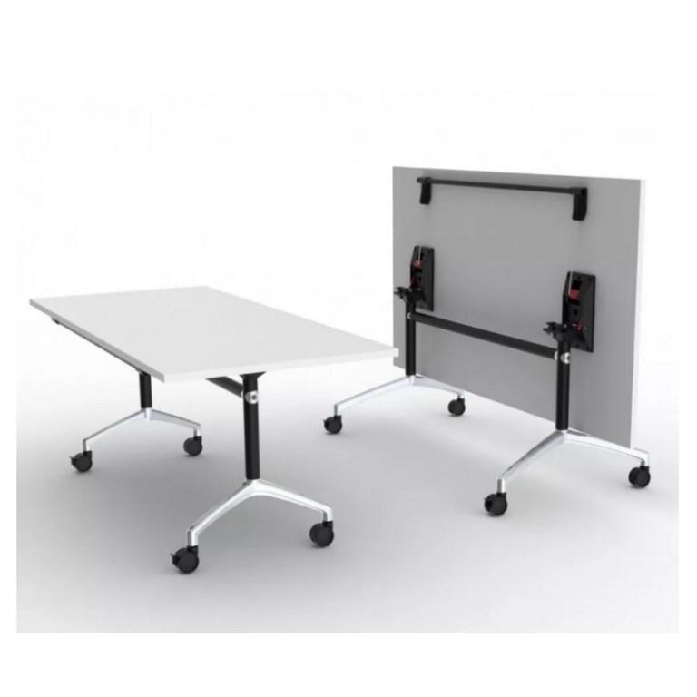 Folding tables plus workspace