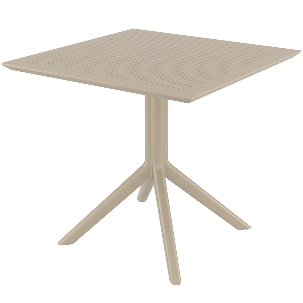 Ares café table Plus Workspace Taupe