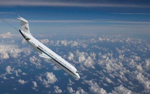 zuhanó repülőgép