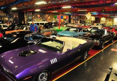 Именитые колеса и почти все другое: выставка Volo Auto Museum в Иллинойсе (9 фото)