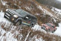 Мазда BT-50 и Ford Ranger: Однообразные либо различные?
