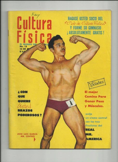 Bodybuilding Magazine Covers of the Past - The Plutarch Project