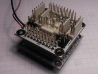 uNav to RoboPonte adapter Shield