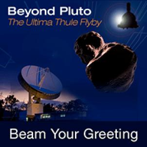 Souhaitez Bonne Chance à New Horizons Pour La Nouvelle Année