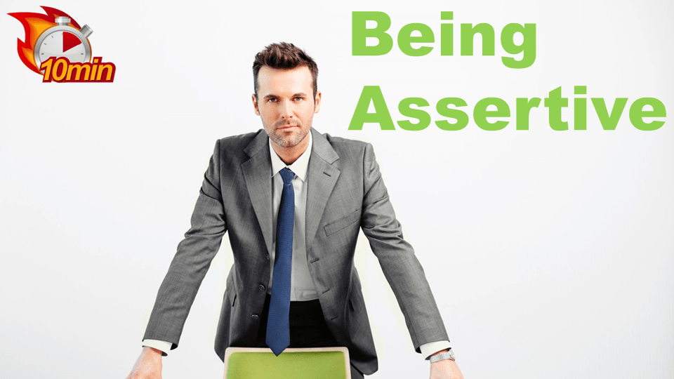 Being Assertive - Pluto LMS Video Library