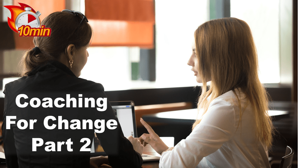 Coaching for change Pt2 - Pluto LMS Video Library