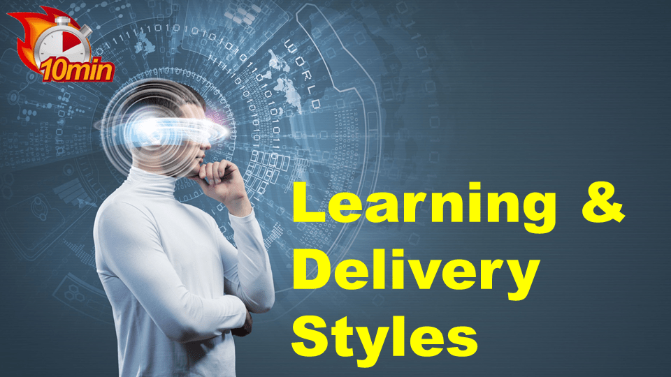 Learning and Delivery Styles - Pluto LMS Video Library