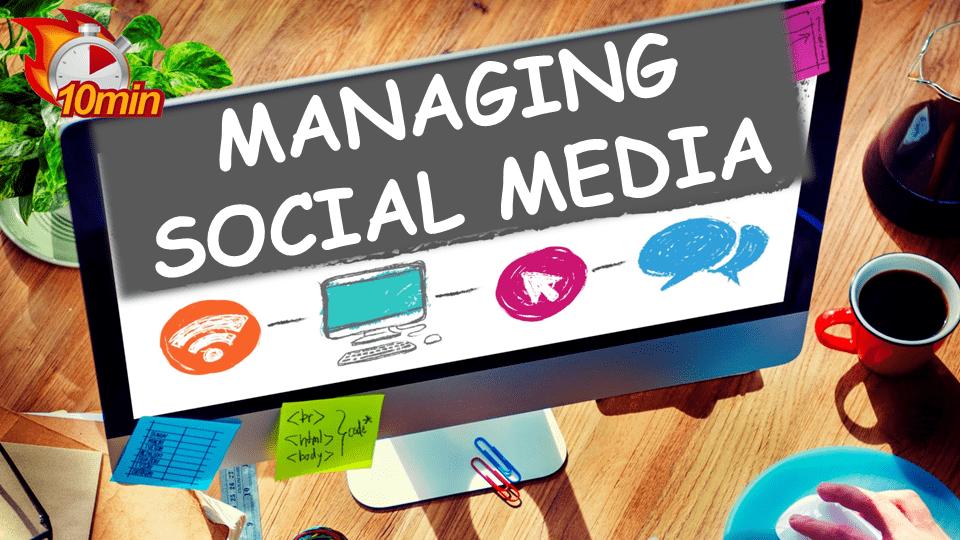 Managing Social Media - Pluto LMS Video Library