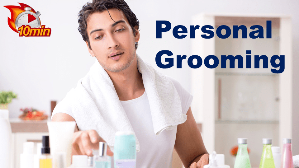 Personal Grooming - Pluto LMS Video Library