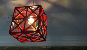 PLYable Truss Lamp