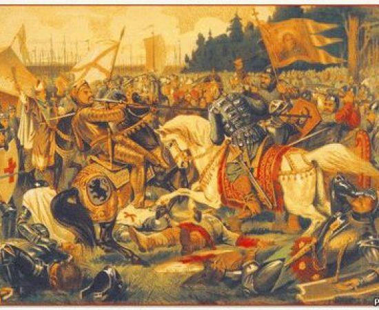 Невская битва История России