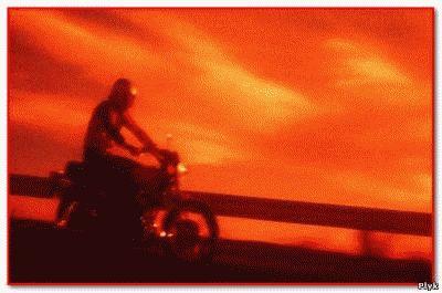 Призрак мотоциклиста можно встретить на мосту в Огайо