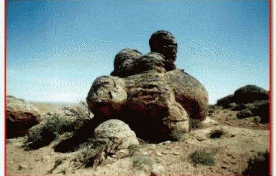 Растущие камни - трованты