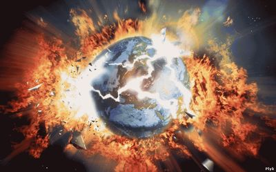 Апокалипсис в сентябре 2015