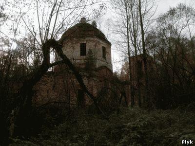 старая церковь в Шушмор