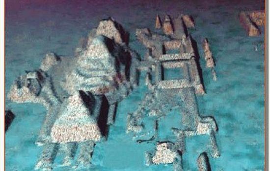 Пирамиды память о строителях иных цивилизаций