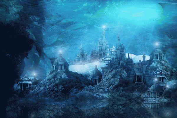 Атлантида - затерянный мир