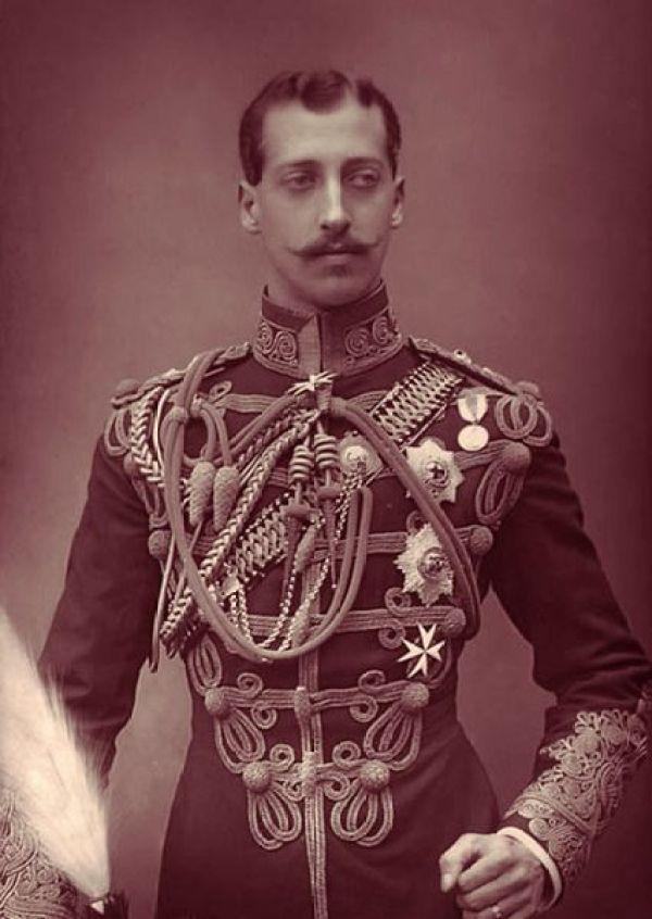 Альберт Виктор, герцог Кларенский