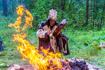 Сибирские шаманы