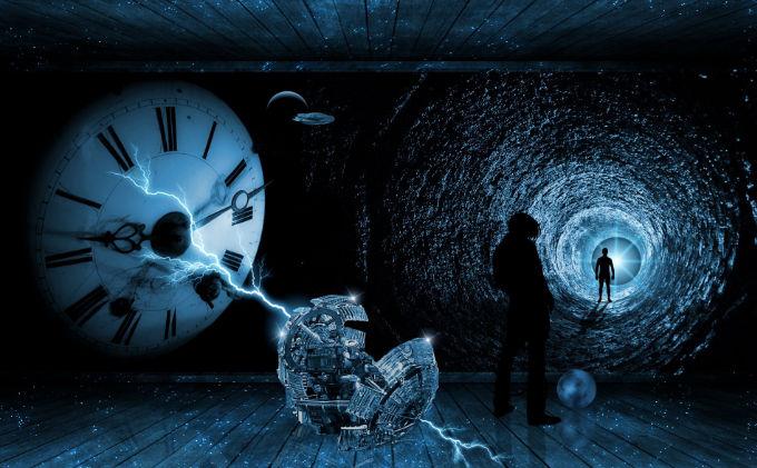 Парадокс путешествия во времени