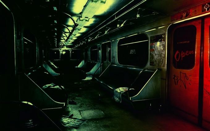 Ужасы сиднейского метро