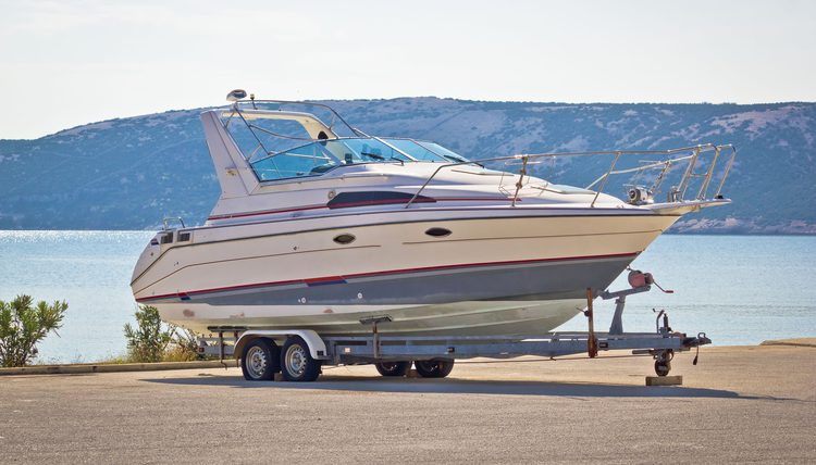 Many types of carriers are available for the safe transport of any boat type. However, your boat MUST be on a trailer and MAY NOT exceed a height of 10 feet. To ship a boat over 10 feet high, visit Plymouth Auto Transport's Oversized Transport page. We stand by our commitment to offer you the absolute best service available.