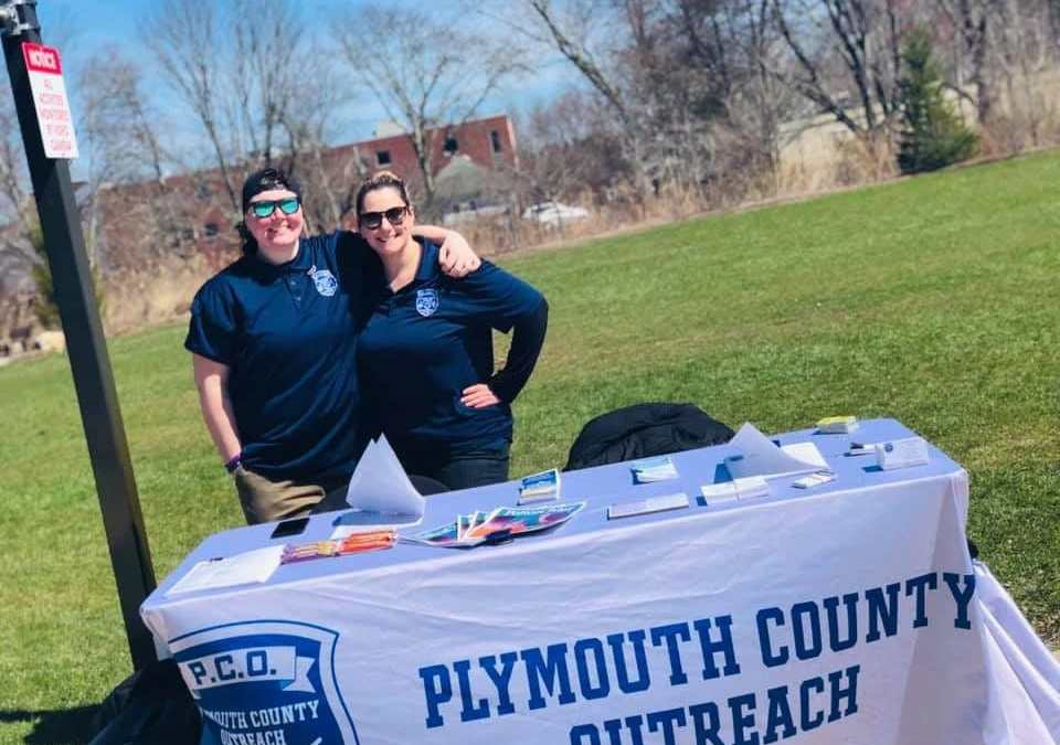 pco attends bsu resource fair for mental health and substance use disorder.