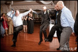 Lebanese Dancing Dabke Wedding Reception Photos Central Park West Wedding